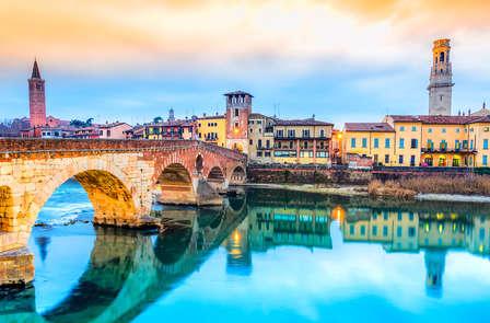 Séjournez aux portes de Vérone et découvrez ses charmantes rues