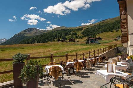 Dolcezza e relax tra le Alpi: in deluxe a Livigno con spa
