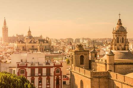Escapada Relax con acceso al centro spa Agua y Salud de Sevilla