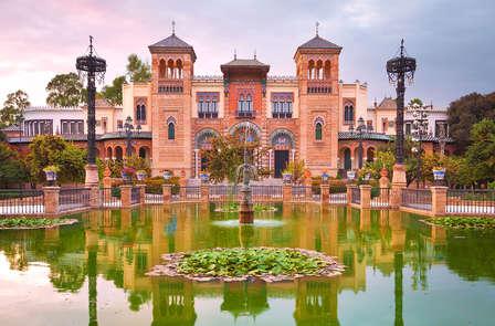 Oferta en pleno centro de Sevilla con tour guiado y mojito