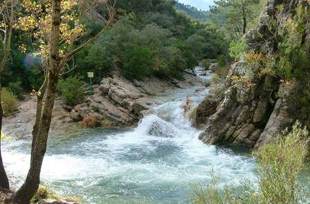 Paisajes con encanto en la Sierra de Cazorla