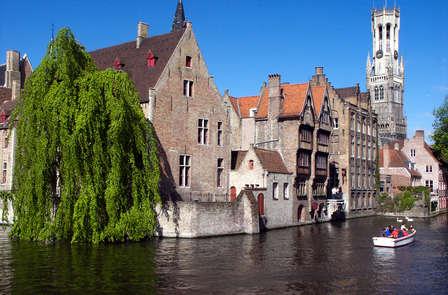 3ème nuit gratuite: week-end à Bruges