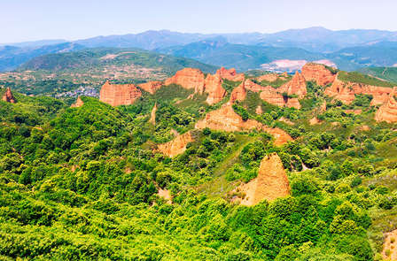 Scopri l'emozionante catena montuosa Las Médulas in Castiglia e León (da 3 notti)