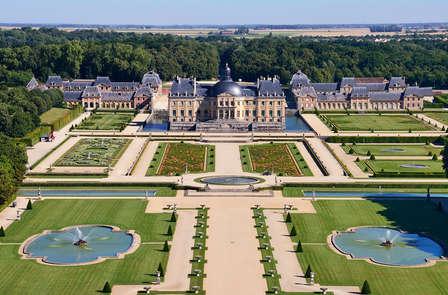 Offre spéciale: week-end découverte avec entrée au Château de Vaux-le-Vicomte