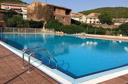 Escapada rural especial verano con acceso a las piscinas
