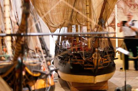 Week-end à Trizay avec visite au Musée National de la Marine