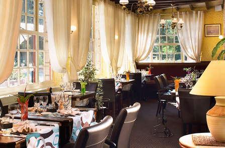 Week-end avec dîner au coeur de la forêt de Chantilly