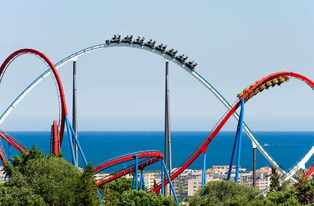 Especial Aventura : Escapada con entradas al Parque PortAventura (desde 2 noches)