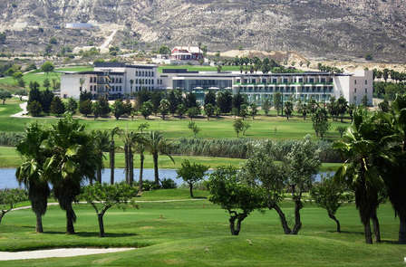 Lujo 5* con cena y acceso al spa ilimitado en exclusivo resort de la Algorfa