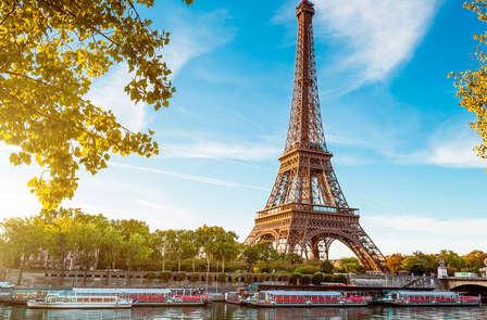 Week-end détente à Paris avec croisière sur la Seine