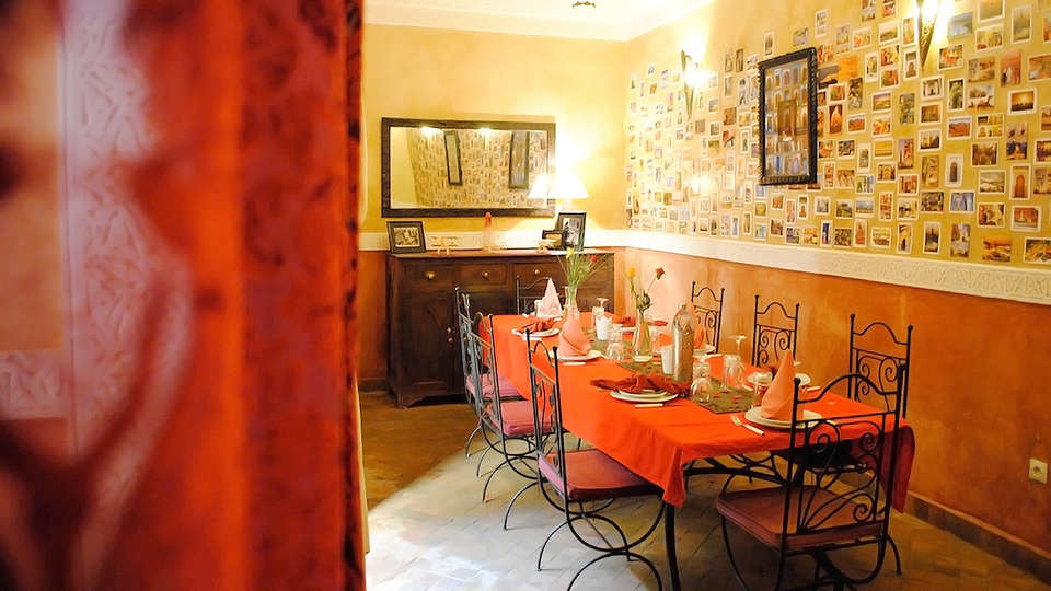 Week end avec d ner marrakech avec cours de cuisine - Week end cours de cuisine ...