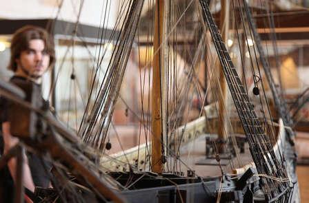 Weekend con ingresso al Museo Nazionale della Marina a Tolone