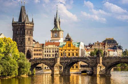 Ontdek de gouden stad Praag (vanaf 2 nachten)