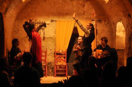 Flamenco en estado puro en Córdoba
