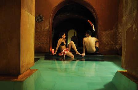 Escapada con entradas a los baños Árabes Hammam Al Ándalus Córdoba