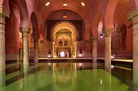 Escapada relax con entradas al Hammam Al Ándalus Córdoba