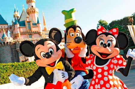 Beleef een onvergetelijk weekend met toegang tot de twee Disneyparken (2 dagen/2 parken)