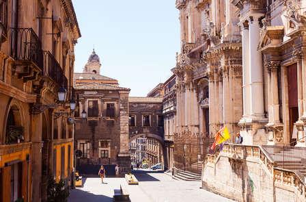 A Catania in un hotel da sogno in pieno centro