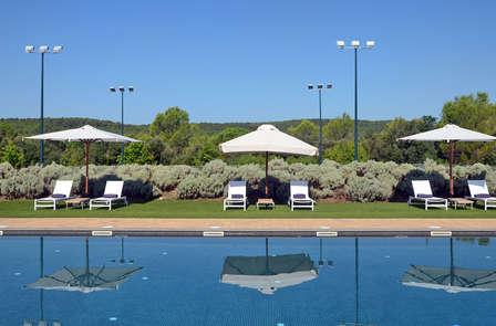 Relax en el Pla de l'Estany