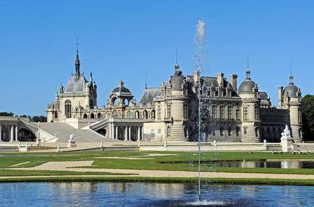 Offre spéciale: Séjour détente avec visite du Château de Chantilly  (à partir de 2 nuits)