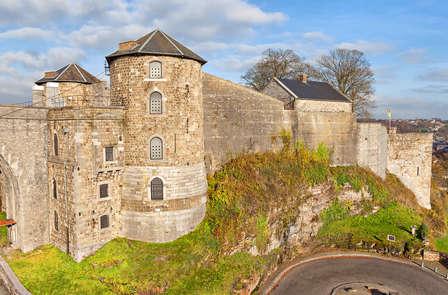 Week-end détente avec visite de l´incontournable Citadelle de Namur