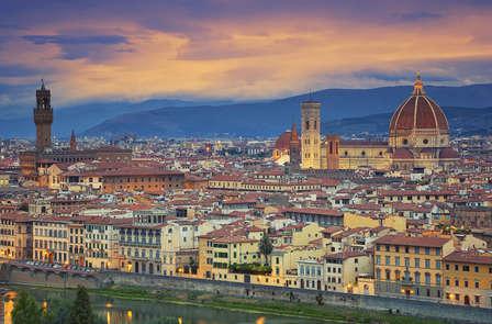 Visita ai castelli toscani con degustazioni del territorio vicino a Firenze (da 2 notti)