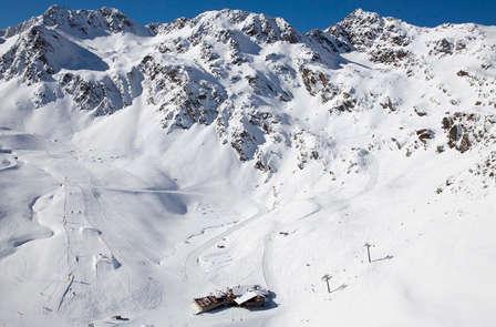 Weekendje weg met skipas in Vallnord in Andorra (vanaf 2 nachten)