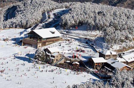 Escapade pour deux: romantique, forfaits de ski  à Vallnord et Caldea (à partir de 2 nuits)