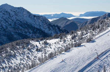 Week-end avec forfait de ski à Vallnord(2 nuits)