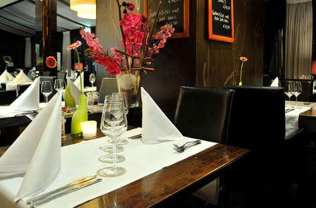 Ontspannen en dineren in de natuur bij Eindhoven (vanaf 2 nachten)