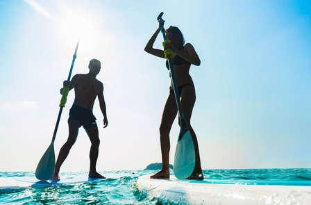Escapada con actividad Paddle Surf en Tarifa