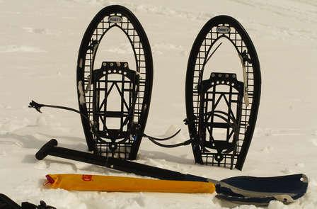 Racchette da neve a Grandvalira e alloggio in un hotel ai piedi delle piste