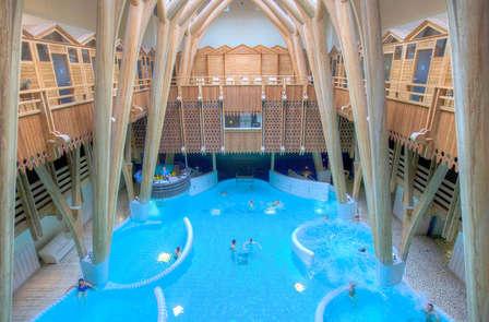 Séjour détente à Lourdes avec entrée au spa thermal Aquensis