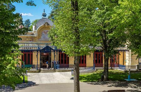 Séjour détente et casino à Néris-les-Bains (2 nuits min)