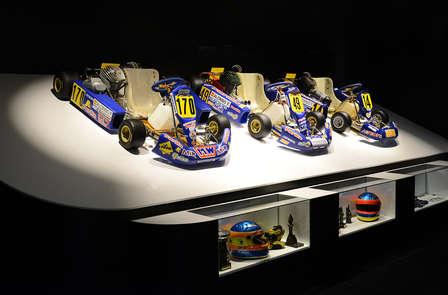 Escapada con entradas al Museo-circuito de Fernando Alonso y botella de cava a un paso de Oviedo