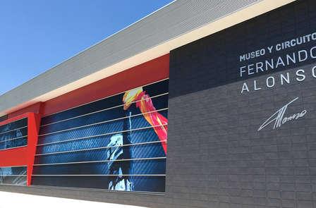 Oferta especial: Escapada familiar con entradas al Museo y Circuito Fernando Alonso