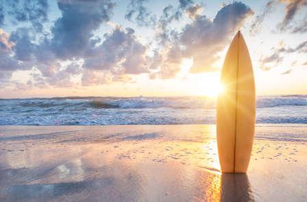 Escapada con clases de Surf en Gijón