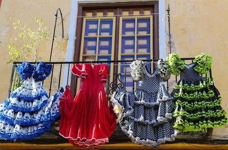 Escapada de tapas en Carmona y con visita guiada en Sevilla