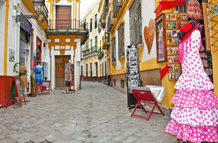 Séville passionnément, flamenco et visite de la Tour Triana (à partir de 3 nuits)
