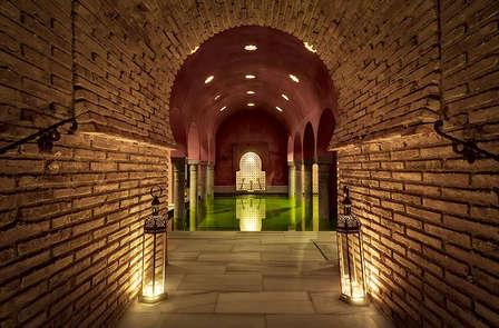 Escapada Relax con acceso al Hammam al Andalus de Granada