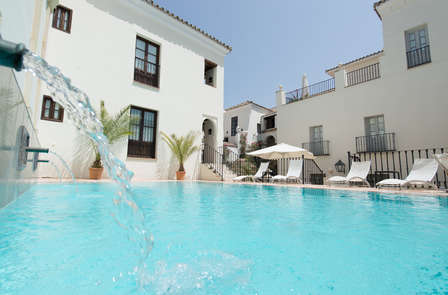 Escapada con encanto del siglo XIX con ¡bañera de hidromasaje! en Córdoba