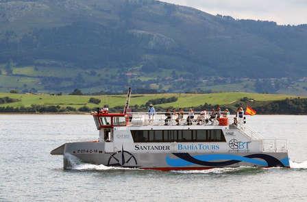 Descubre Santander: Escapada con Tour marítimo por la Bahía de Santander