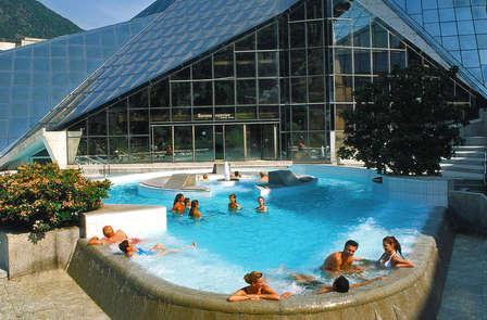 Weekend in Andorra la Vella met toegang tot de Caldea spa