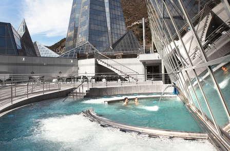 Weekend Andorra met toegang tot spa Caldea