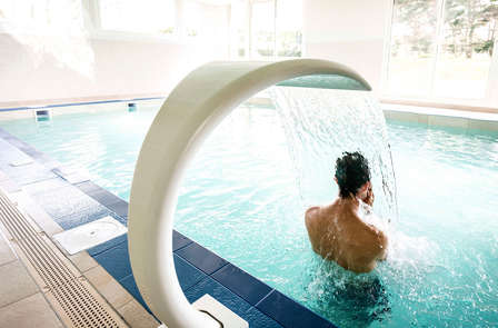 Détente et tranquillité avec 3 soins d'hydrothérapie à la Thalasso de Deauville