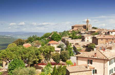 Charme et saveurs du terroir en campagne toscane