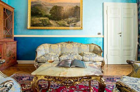 Luxe 5*, détente et bien-être à Montecatini Terme