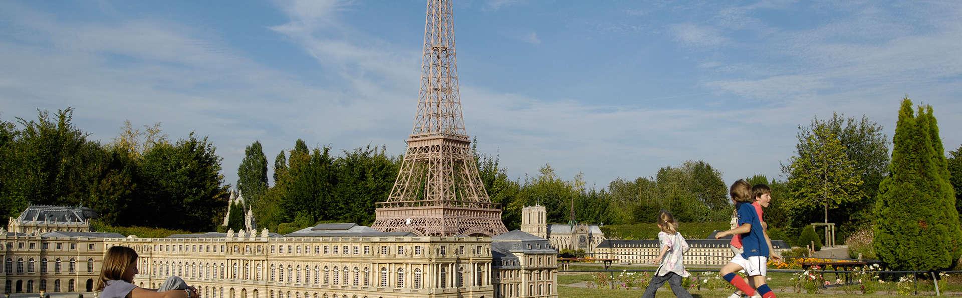 Week end parcs d 39 attractions guyancourt avec 1 entr e au for Parc attraction yvelines