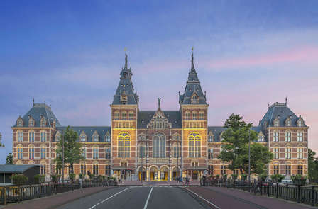 The full monty Amsterdam met kanaaltocht en toegang tot Rijksmuseum