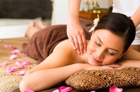 Massaggio orientale e spa a Madrid